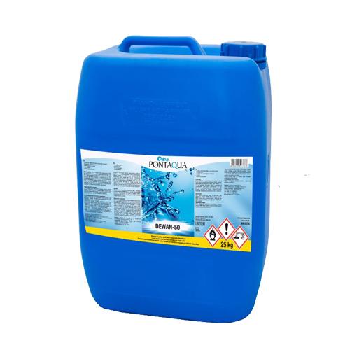 Dewan 50 Klórmentes Víz-fertőtlenítőszer (25kg)